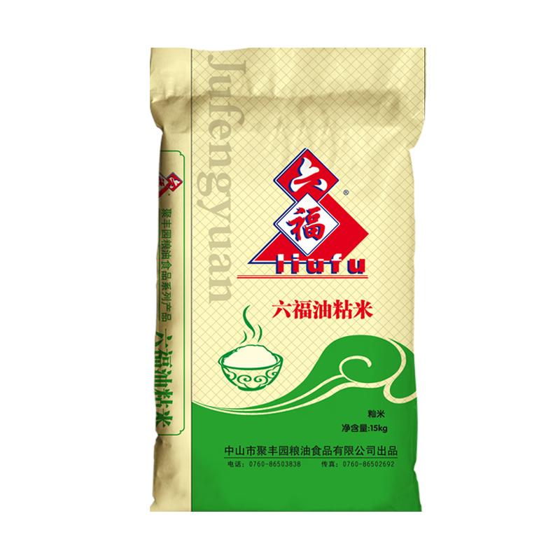聚丰园六福油粘米15kg
