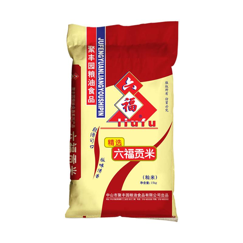六福贡米15kg
