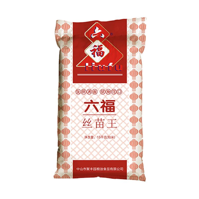 六福丝苗米15kg