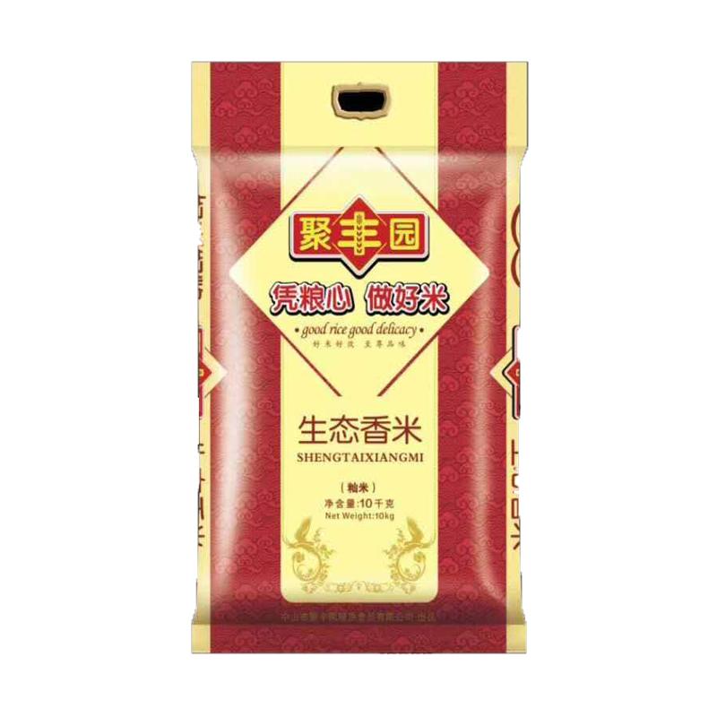 聚丰园生态香米10kg