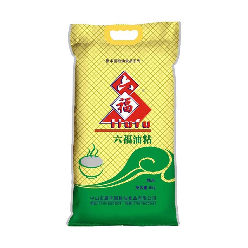 六福油粘米5kg