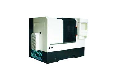 CK46PL-CNC  数控车床(整体斜床身)  ▶