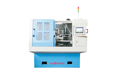 CK-M600X automatic CNC valve cone grinding machine ▶