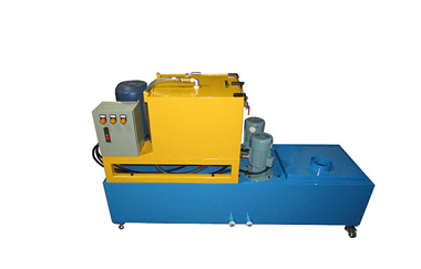 XJL-100-200 Centrifuge (for: cone grinding - centerless grinding) ▶