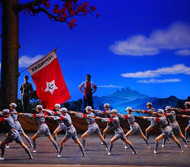 Folk Chinese Classic Ballet