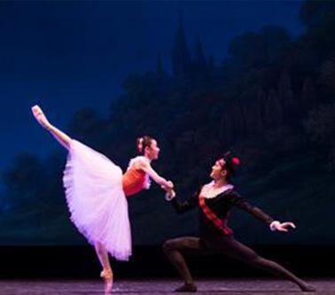 Ballet Gala-Guangzhou Ballet Troupe