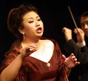 柳红玲-中央歌剧院女高音歌唱家