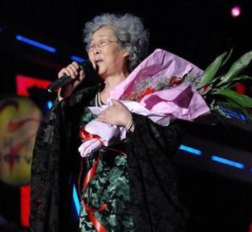 于淑珍-当代著名女高音歌唱家-国家一级演员