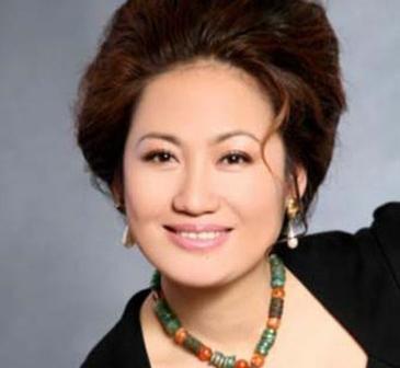马梅-中央歌剧院女高音歌唱家