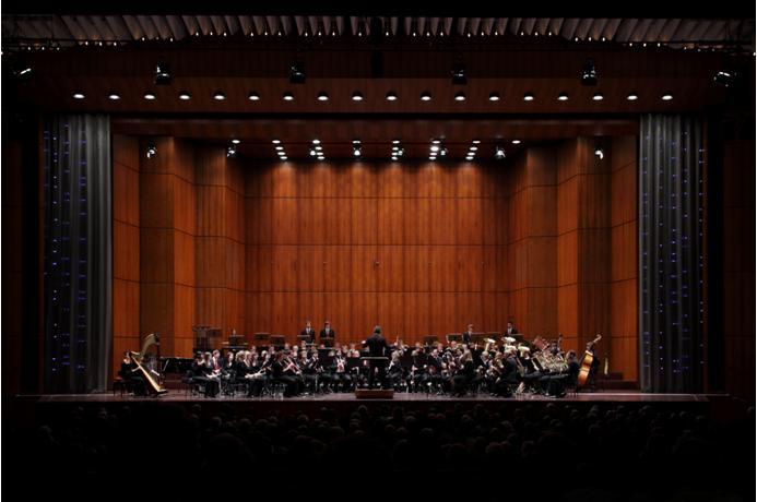 德国曼海姆爱乐交响管乐团音乐会