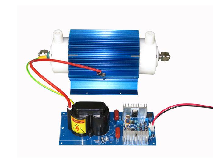 (YJ-10GCKFS) 10G water cooled quartz tube ozone generator accessories