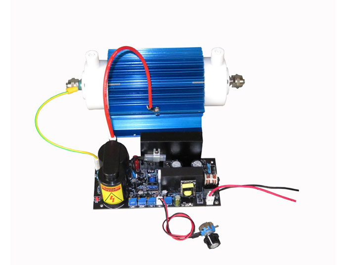 (YJ-10GCKT) 10G quartz tube water cooled ozone generator accessories