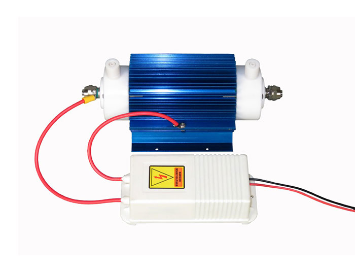 (YJ-10GCMK) 10G quartz tube, water cooled ozone generator accessories, ozone power supply, ozone tub