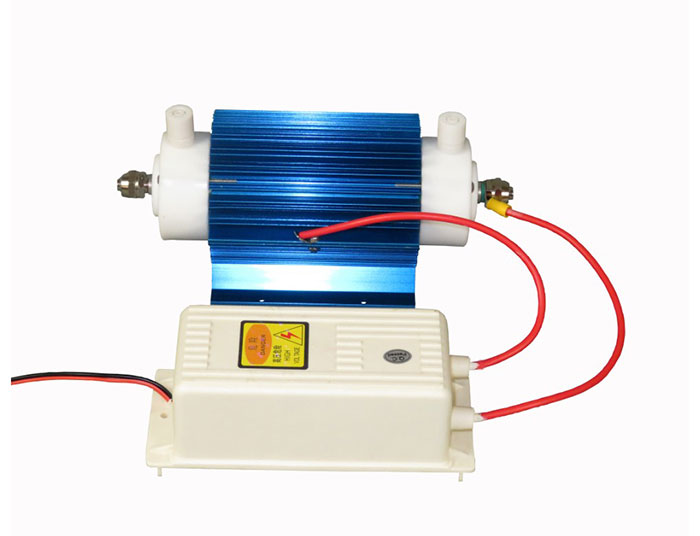 (YJ-12GCMK) 12G water cooled quartz tube ozone generator accessories
