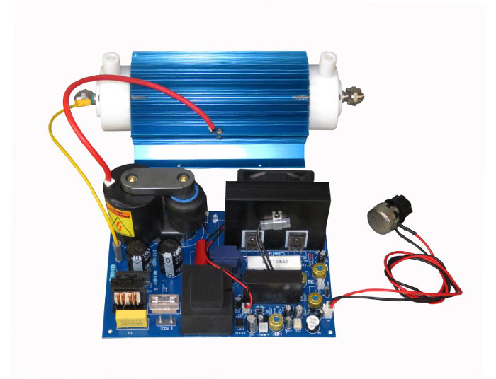 (YJ-20GC)20G水冷石英管臭氧发生器配件