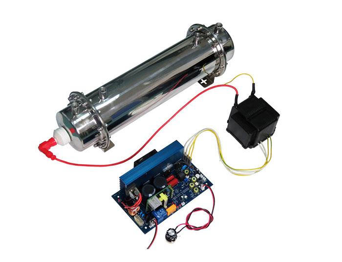 100G/H臭氧发生器配件