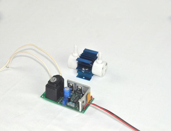500mg ozone generator accessories DC12V