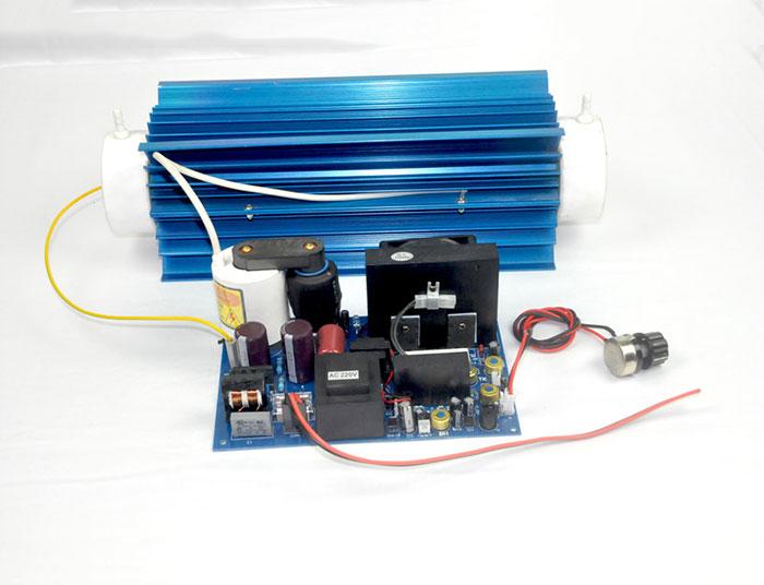 Quartz tube 30G/H ozone generator accessories