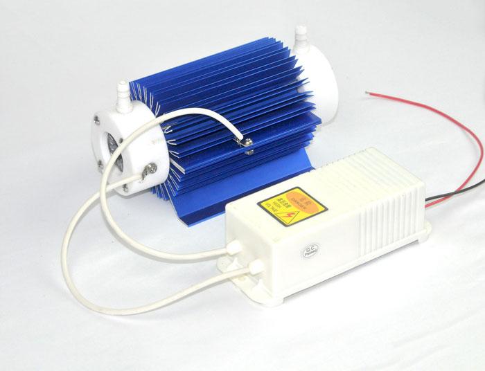 10G/H双风冷石英管臭氧配件