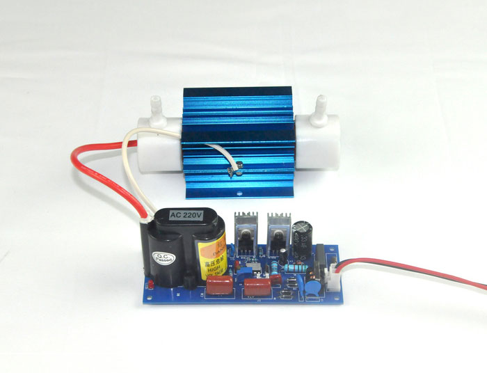 Quartz tube 5G/H ozone accessories