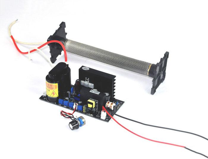 表面放电5G/H石英管臭氧配件