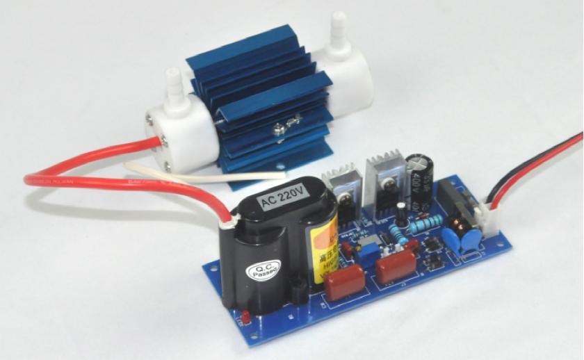 0.5G石英管臭氧发生器配件