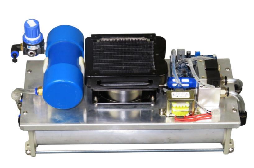 5L制氧裸机