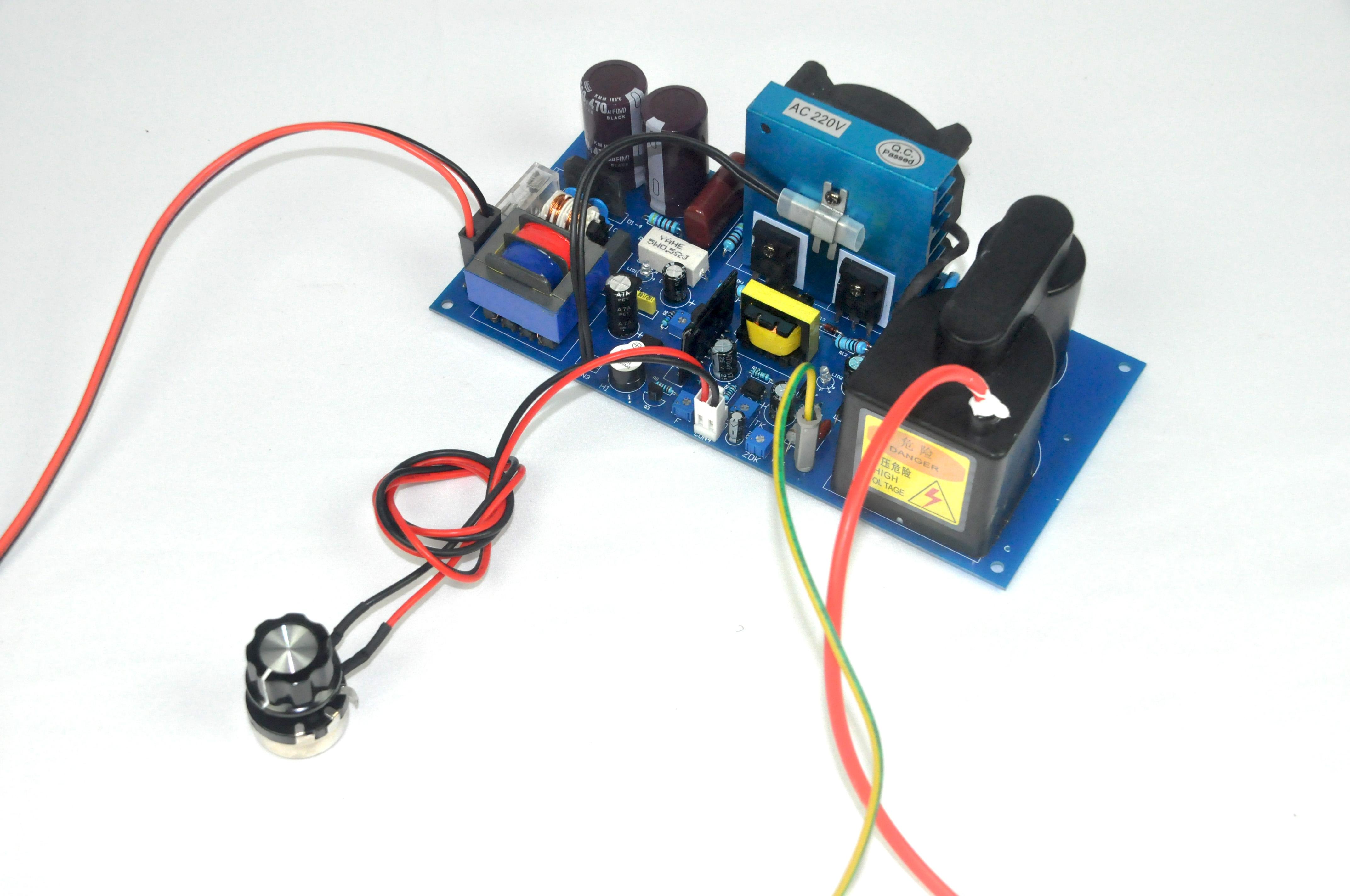 350W臭氧电源 臭氧发生器匹配电源.300W臭氧电源,臭氧电路板,350瓦臭氧发生器专用电源,300W线路板,350W电路板,350W臭氧电源,