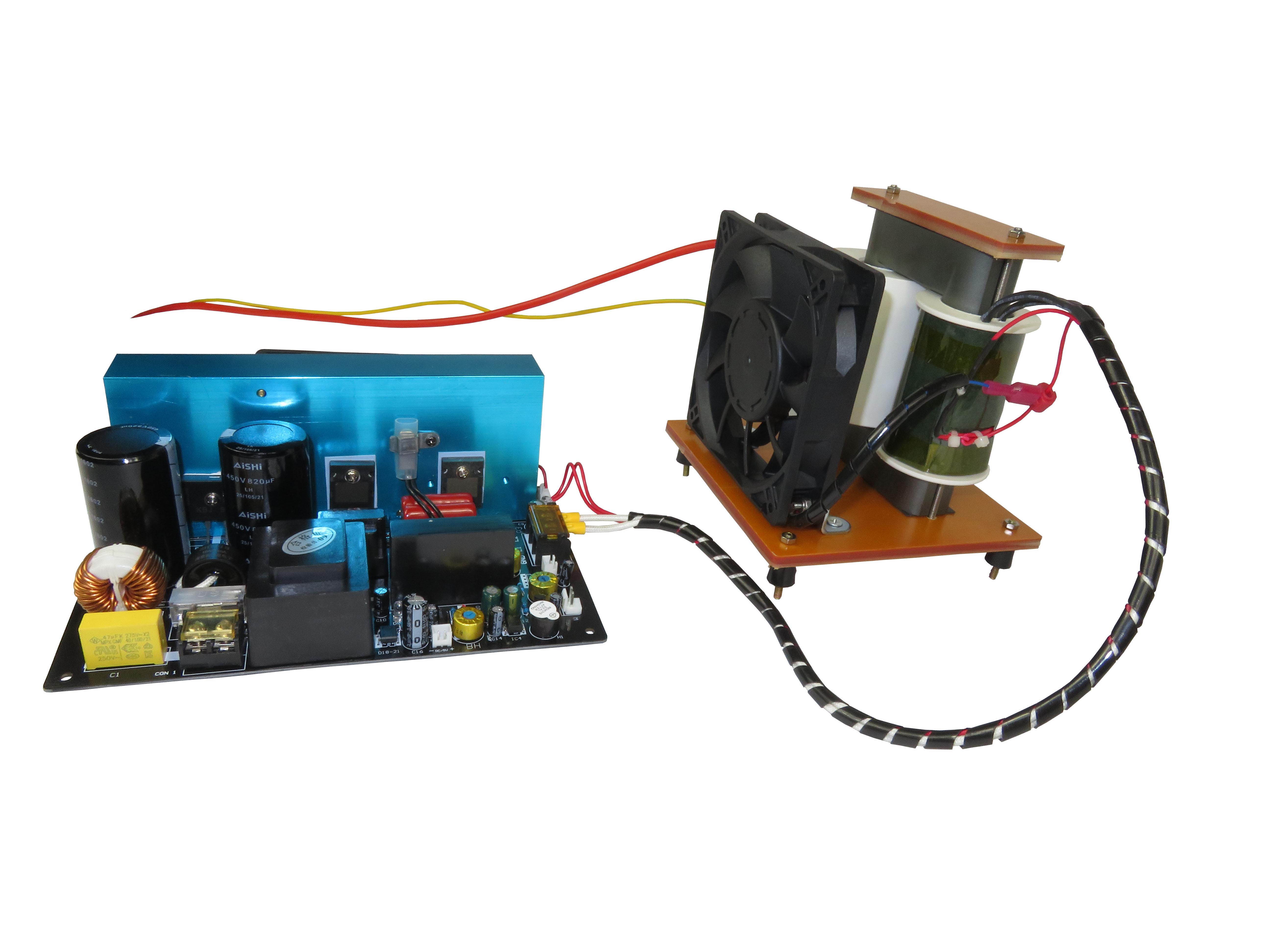 1200W臭氧电源臭氧高压包,1200W臭氧线路板,1000W电路板