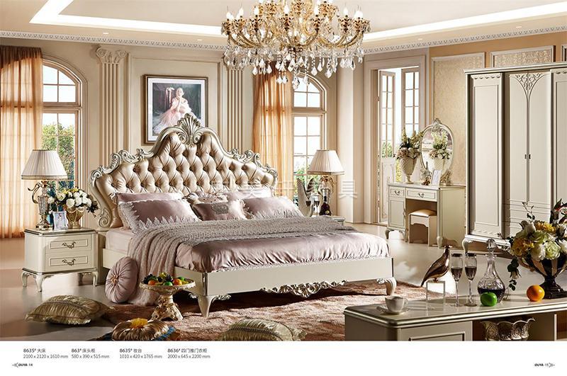 8635#-bedroom(套房)