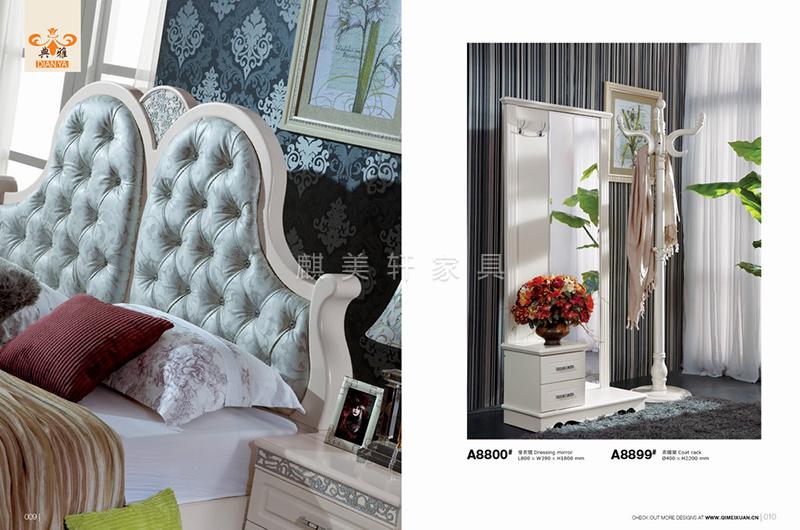 A8800#mirror-stand(穿衣镜)-&A8899#-Coat-Hanger(挂衣架)