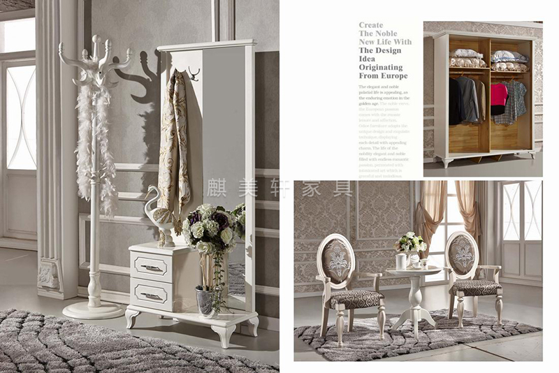 3628#-Dressing-mirror&3622#leisure-table