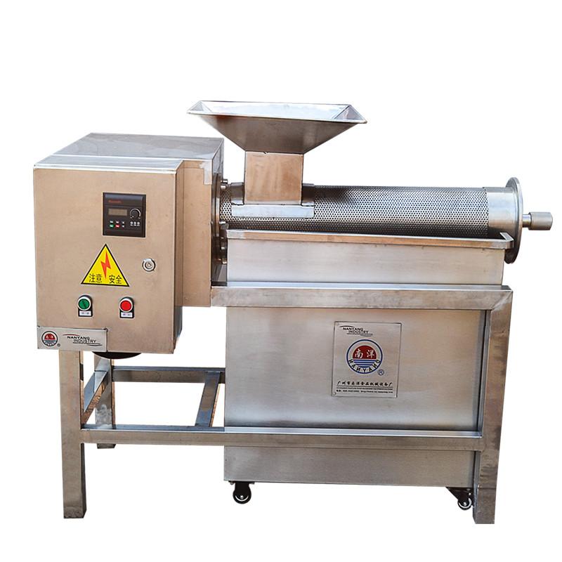 不锈钢蜂蜜榨汁机 自动蜂蜡蜂巢甩蜜蜂蜜榨汁机 蜂蜜生产线设备