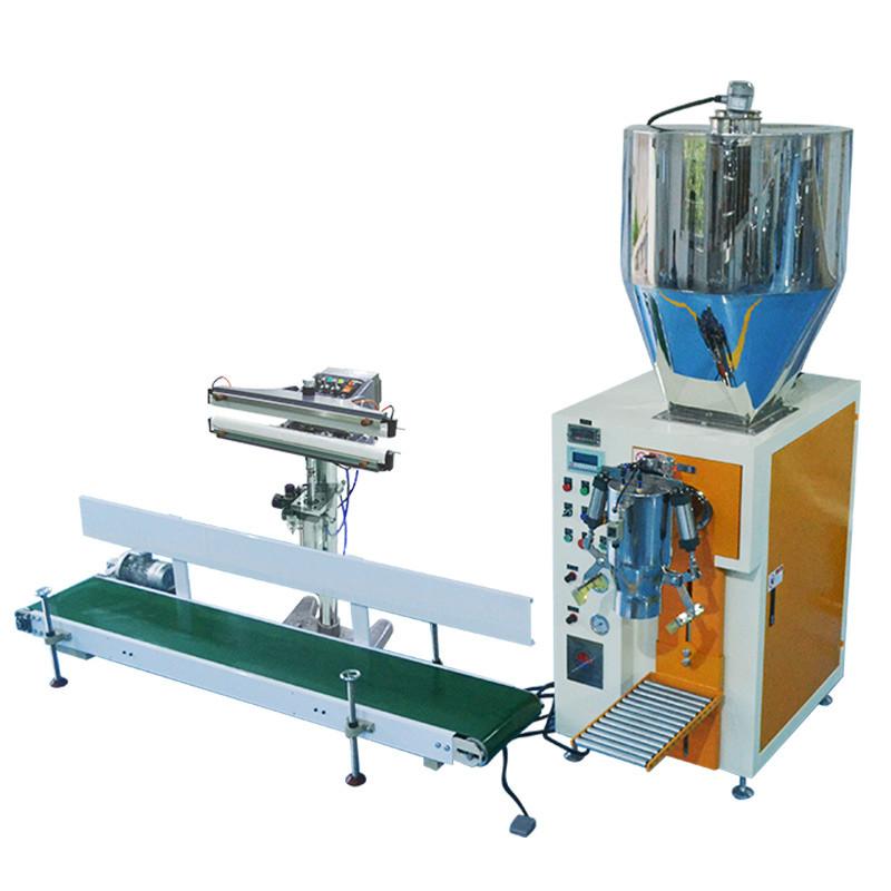 全自动粉体包装机 洗衣粉专用自动称重计量灌装一体包装设备