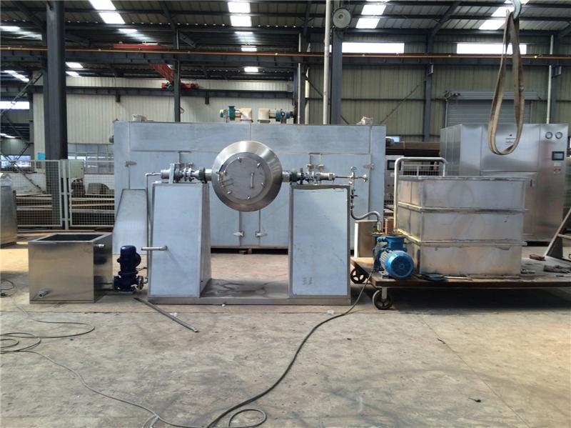 双锥回转真空干燥机的操作原理-广州南洋机械