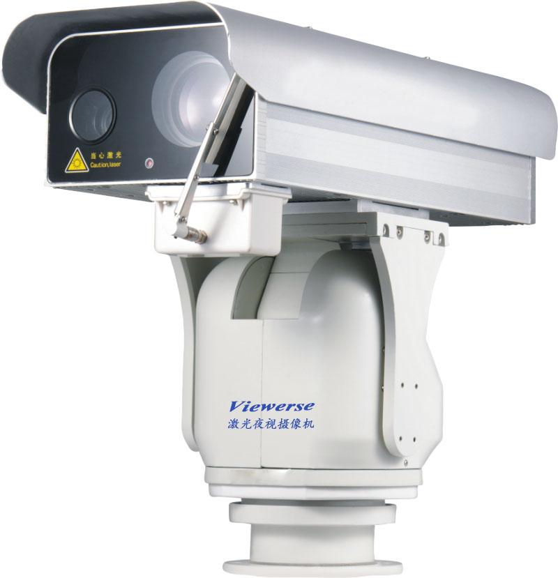 Viewerse800米铁路专用激光透雾摄像机VES-T8BE32/D
