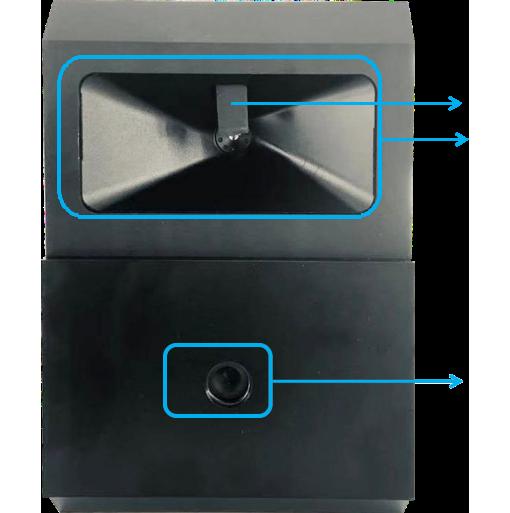 Viewerse智能测温仪 VES-YR150C2/SL