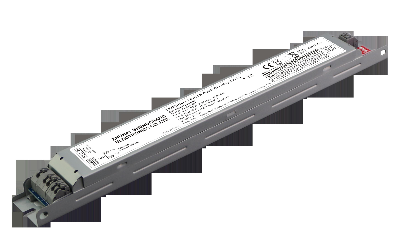 40W 拨码DALI&PUSH-DIM二合一LED调光电源
