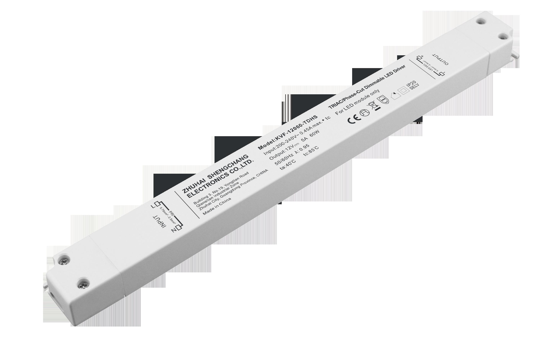 60W 12V/24V 可控硅调光电源