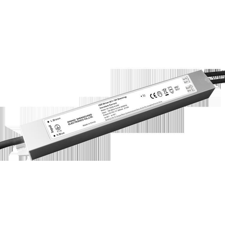36W 0/1-10V 恒流调光电源