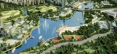 老霞湾港重金属污染综合治理工程