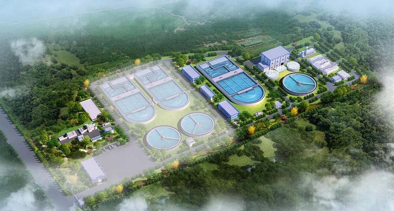 醴陵市污水处理厂二期扩建提质工程