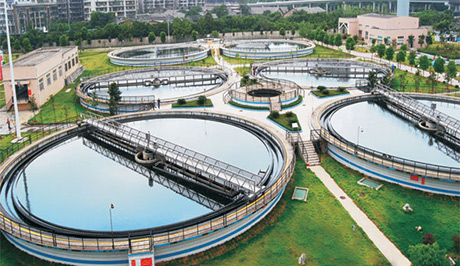 株洲市龙泉污水处理厂提质改造工程