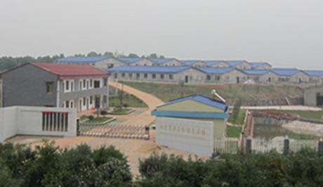 湖南湘潭飞龙牧业畜禽养殖废弃物零污染处理工程
