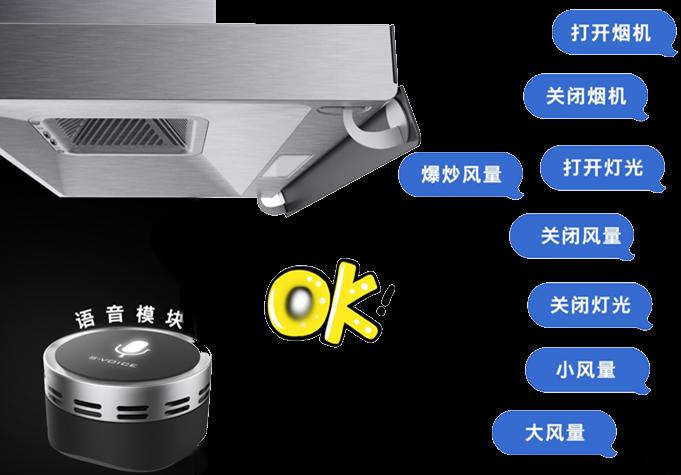 ROBAM智能厨房电器