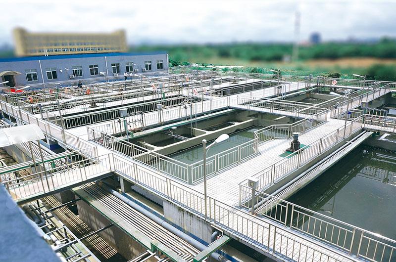 安徽广德PCB工业园区污水处理项目