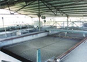 东莞市黄涌造纸二厂造纸废水处理工程1