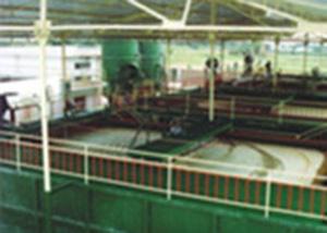 东莞市黄涌造纸二厂造纸废水处理工程