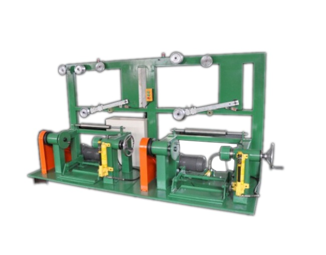 Double head active wire release frame