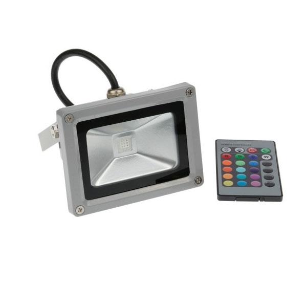 绿地RGB遥控投光灯系列